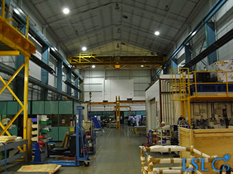 Manufacturing Plant - Before