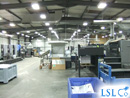 Henry Ling Dorchester Printing Press Lighting